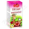 Čaj Dětský ovocný malina 20x2g APOTHEKE