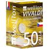 Testovací proužky Wellion Calla 50ks + ZDARMA Sada náplastí s polštářkem 5 kusů