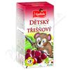 Čaj Dětský ovocný třešňový 20x2g APOTHEK