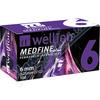 Jehly WELLION MEDFINE PLUS 31Gx6mm 100ks