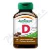 Jamieson Vitamin D3 1000IU čokoláda100tl