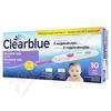 Clearblue ovulační digitální test 10ks + ZDARMA Sada náplastí s polštářkem 5 kusů