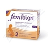 Femibion 2 s vit. D3 bez jódu tbl.60 + tob.60 + ZDARMA Bonbóny Pectol s vitamínem C