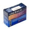 Test.prouž.One Touch Ultra Test Str.50ks + ZDARMA Sada náplastí s polštářkem 5 kusů