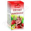 Čaj Dětský ovoc.jahodový 20x2g APOTHEKE