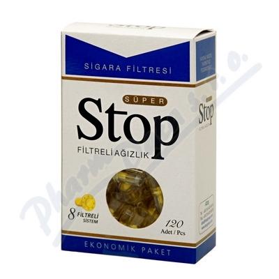 Stopfiltr 120ks-ekonomické balení