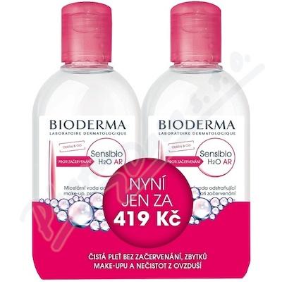 BIODERMA Sensibio H2O AR 250 ml 1+1 (FESTIVAL)