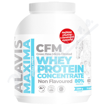 Alavis Whey Protein Concentrate 80% 2200 g