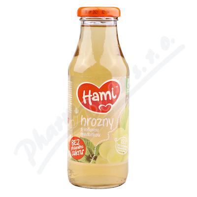 HAMI nápoj hrozny+meduňka 300ml4M 406936