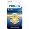 Baterie do naslouch.PHILIPS ZA10B6A 6ks